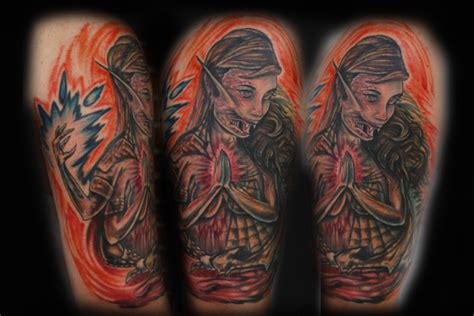 tattooed heart md marilith by john garancheski iii tattoonow