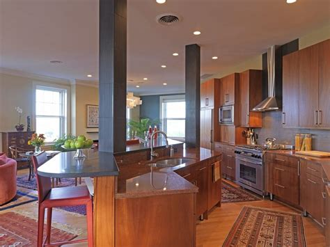 granite countertop support with pillar white traditional brilliant support columns with eat in kitchen granite