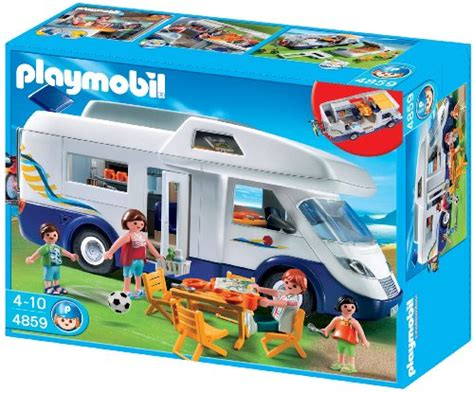 lego mobil dan motor by difie toys playmobil family motorhome import it all