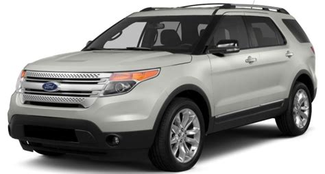ford explorer lease deals and special offers