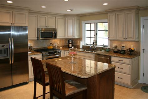 Painting Kitchen Cabinets Ideas Home Renovation - home design painted kitchen cabinets