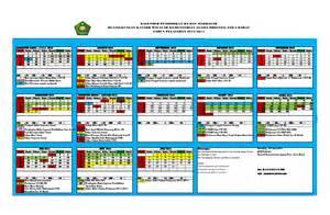 Kalender 2018 Departemen Agama Mts Uswatun Hasanah