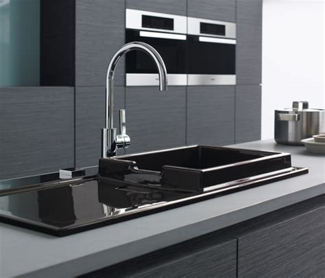 starck k new kitchen sink from duravit