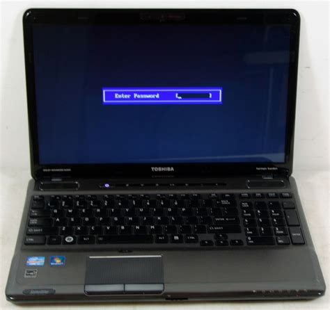 toshiba  sx laptop bios password locked