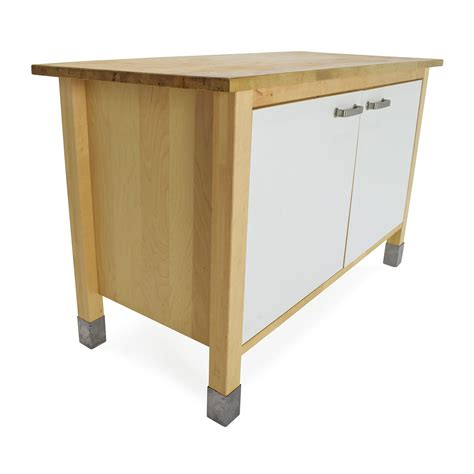 kitchen cabinet table 82 off ikea kitchen block cabinet table storage