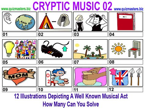 film quiz cryptic clues cryptic music