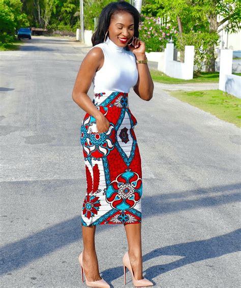 ankara skirts styles 10 trendy yet effortless ankara styles for the relentless