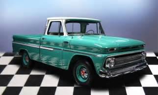 1965 chevrolet c 10 shortbed truck