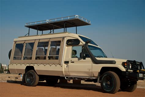 safari land cruiser new 9 seater vehicle for jenman east africa jenman