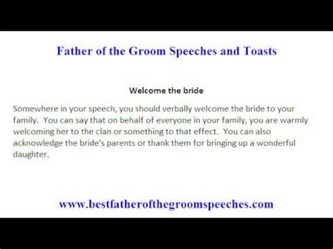 Welcome To The Family Speech Sles of groom speech wedding speech welcome to the