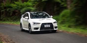 2016 Mitsubishi Lancer Evolution 2016 Mitsubishi Lancer Evolution X Review Edition