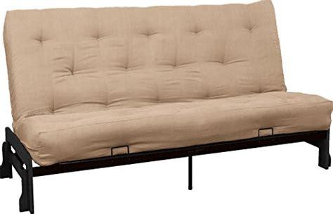 Sofa Bed Bali epic furnishings 10 inch bali loft innerspring microfiber suede futon sofa sleeper bed