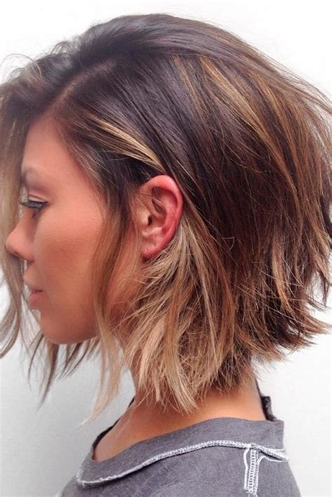 the layered haircut 25 best ideas about short layered haircuts on pinterest