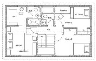 cottage floor plans free 20 wide easy to customize home cottage or cabin plans