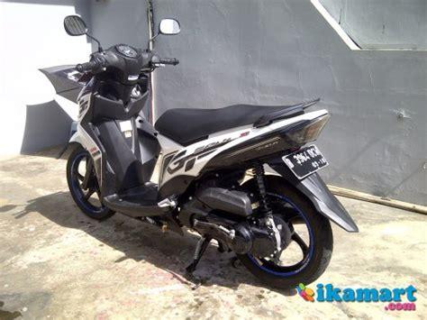 Striping Yamaha Mio Soul Gt Merah Putih Arsenal 2 Spec B Nonlam jual yamaha mio soul gt 2013 putih abu motor