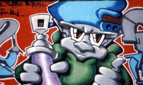 graffiti walls top  killer graffiti characters  jon