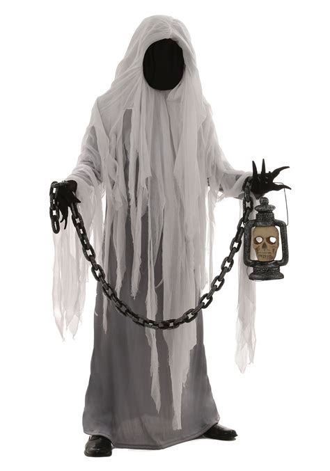 ghost costume plus spooky ghost costume