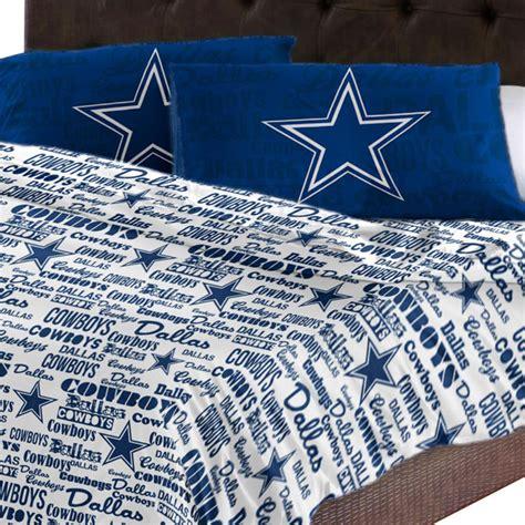 dallas cowboy bedding nfl dallas cowboys sheet set football anthem sheets full