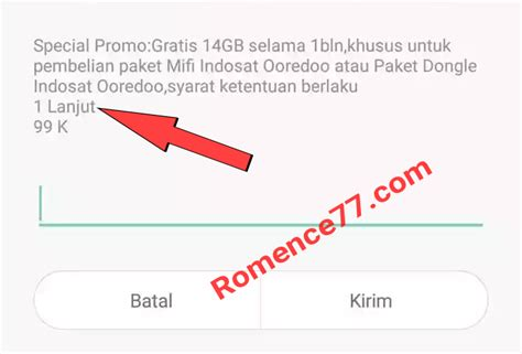 Paket Data Indosat 14gb cara mendapatkan kuota data gratis di kartu indosat