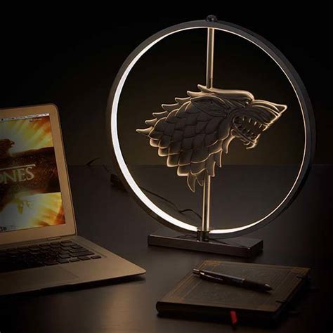 game of thrones desk accessories game of thrones stark creat led l gadgetsin