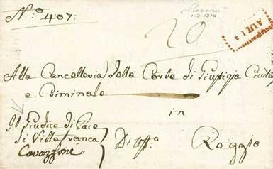 ufficio postale villafranca di verona i francesi in italia