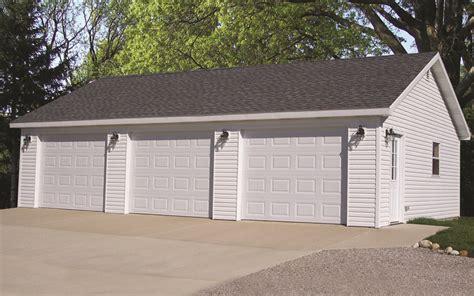 5 car garage custom built garages evansville in
