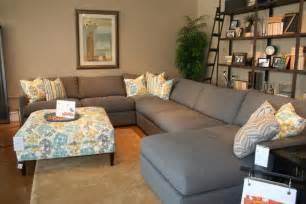 cool gray couch decorating den marina colella