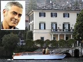 george clooney home in italy george clooney selling lake como villa to avoid paparazzi