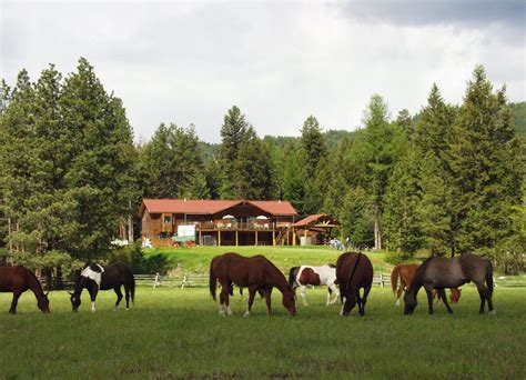 The Ranch lodging lodge rich s montana guest ranch and