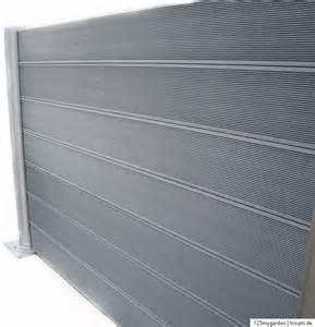 kunststoffplatten fã r balkon wpc sichtschutz zaun windschutz garten holz kunststoff sichtschutzzaun terrasse ebay