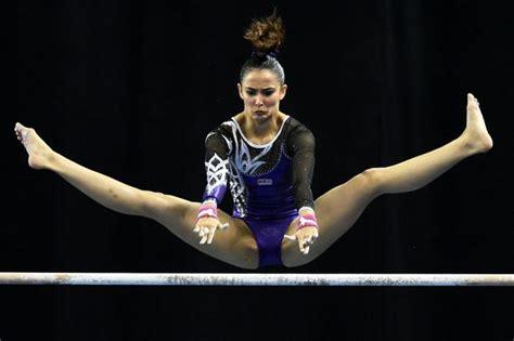 Russian Gymnast Wardrobe by Gymnast Slammed For Breaking Islamic Dress Codes By