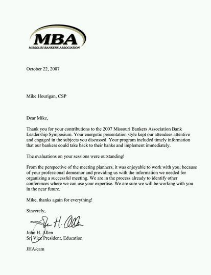 Letter For Acceptance For cover letter for admission to business school