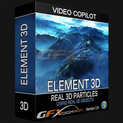 tutorial video copilot element 3d video copilot after effects torrent