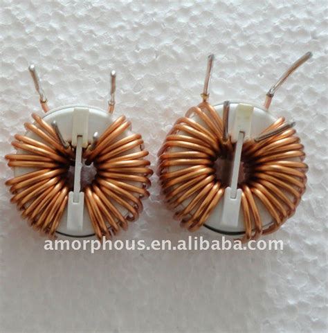 spiral inductor capacitance amorphous transformer coil inductor coil capacitor coil view amorphous coil develop
