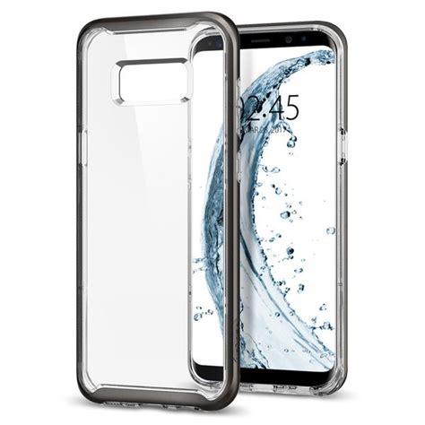 Spigen Neo Hybrid Samsung Galaxy S8 Gunmetal spigen neo hybrid till samsung galaxy s8 gunmetal