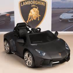 Lamborghini Power Wheels Lamborghini Aventador 12v Ride On Battery Power