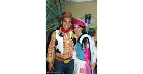woody  bo peep  toy story halloween couples