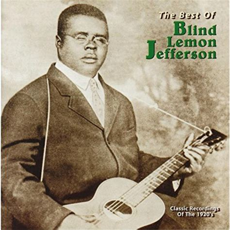 Jeffco Records Blind Lemon Jefferson Best Of Blind Lemon Jefferson On Yazoo Records