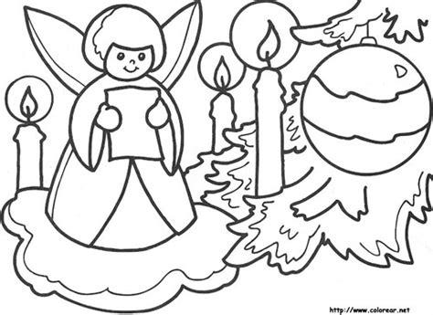 imagenes de navidad para colorear bonitos dibujos de navidad para colorear pequelia