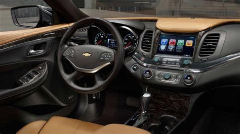 Tallahassee Upholstery 2017 Chevrolet Impala