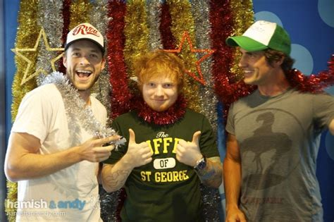 ed sheeran xmas ed sheeran vs every artist on our playlist hamish andy