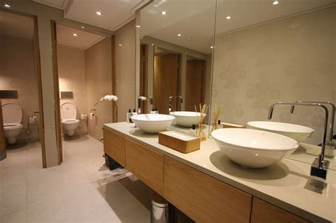 modern restroom keeping your office restrooms clean sanitary