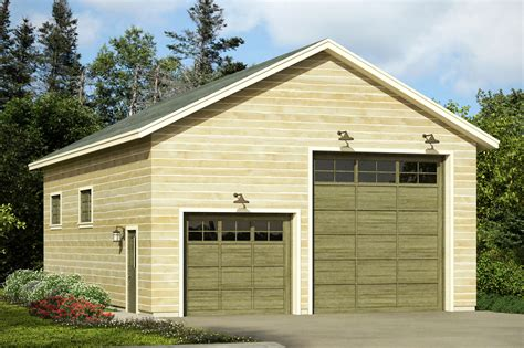 home garage plans three brand new garage plans perfect for any property