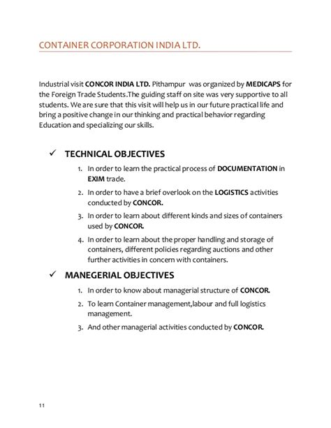 Industrial Relations Notes For Mba Students by Attractive Observation Templates Ensign Exle Resume