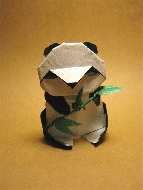 Panda Origami - origami panda bored panda