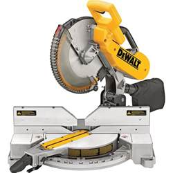 free shipping dewalt double bevel compound miter saw 12in 15 amps model dw716 miter