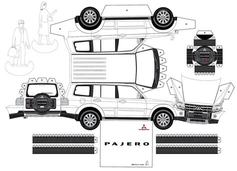 printable paper car template 14 best photos of printable paper model cars 3d paper