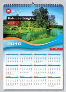 Kalender 2018 Cdr Lengkap Free Vector Gratis Kalender 2016 Ukuran A3