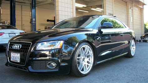 Audi A5 19 by Sonic Ms Audi A5 With 19 Inch Forgestar F14 Wheels