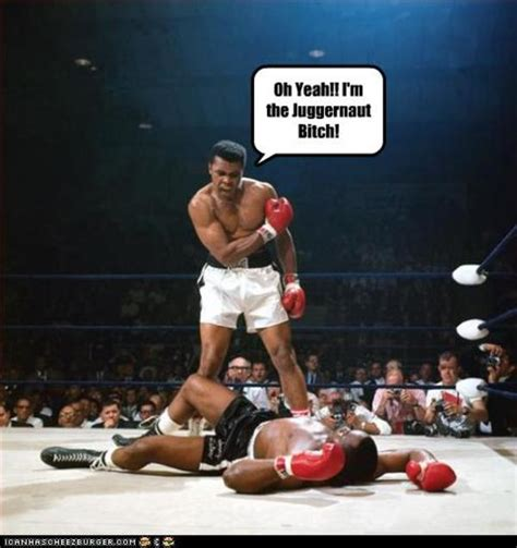 Juggernaut Meme - image 499253 i m the juggernaut bitch know your meme